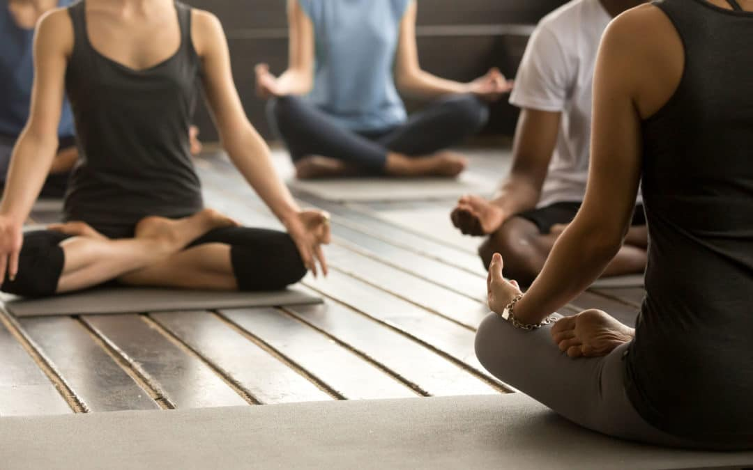 Top 5 Tips for Yoga Etiquette