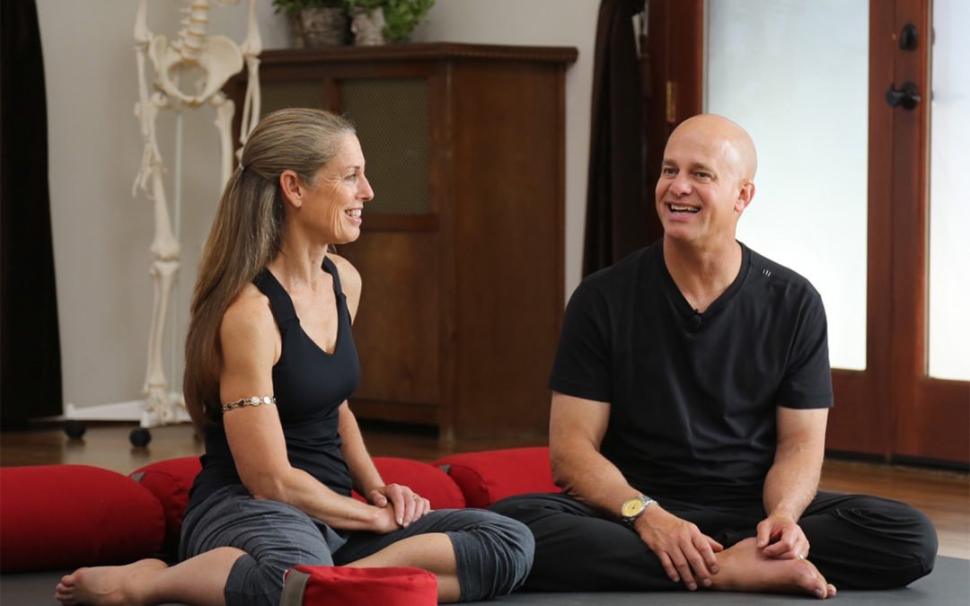 The Functional Approach and Yin Yoga- My Day with Paul Grilley