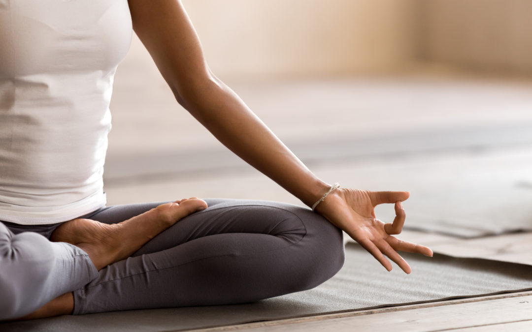 Yoga To Strengthen Pelvic Floor Could Help Women With Urinary Incontinence
