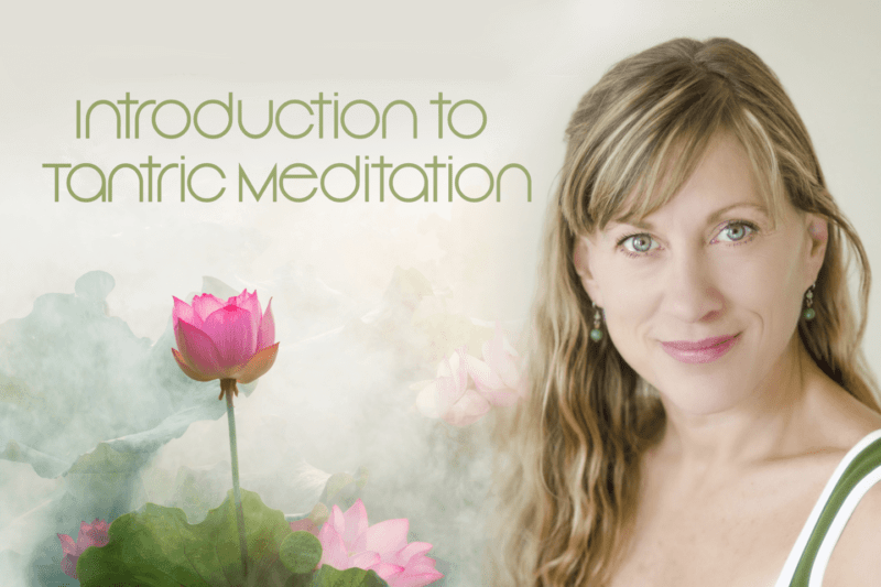 """Image of Lauren Toolin about """"Introduction to Tantric meditation"""""""